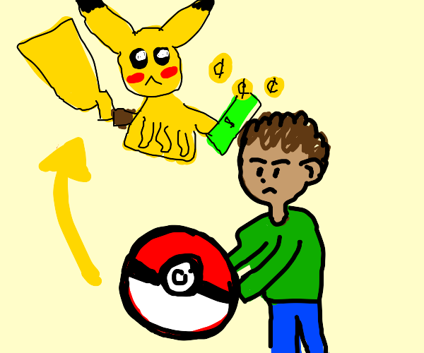 Person releases Pokemon to get refund