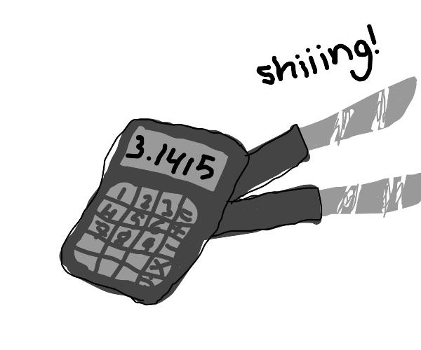 Weaponized calculator
