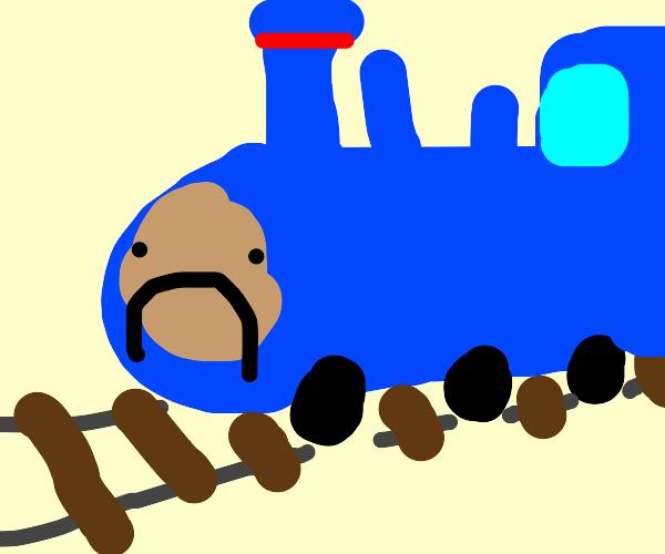 thomas the sad engine