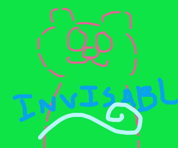 Invisible Carebear