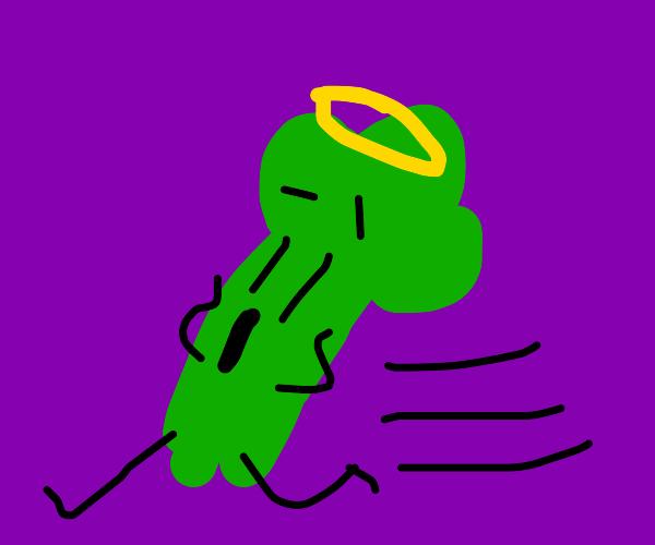 Holy asparagus