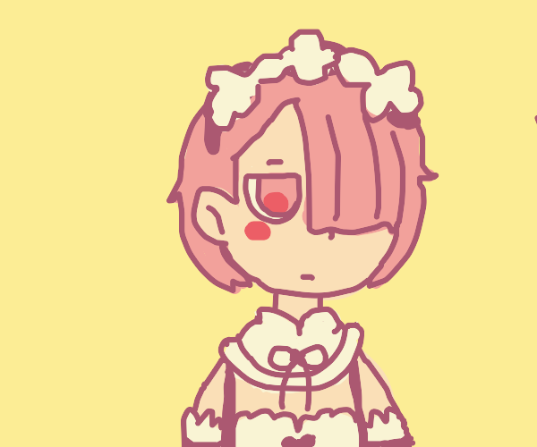 rems sister from Re:Zero