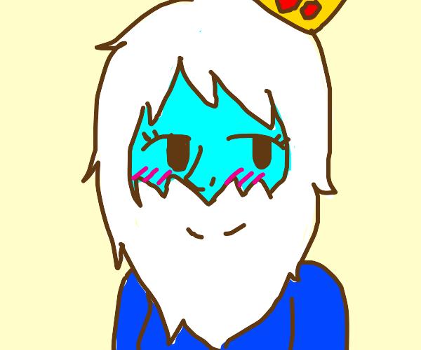 Anime waifu; Ice king