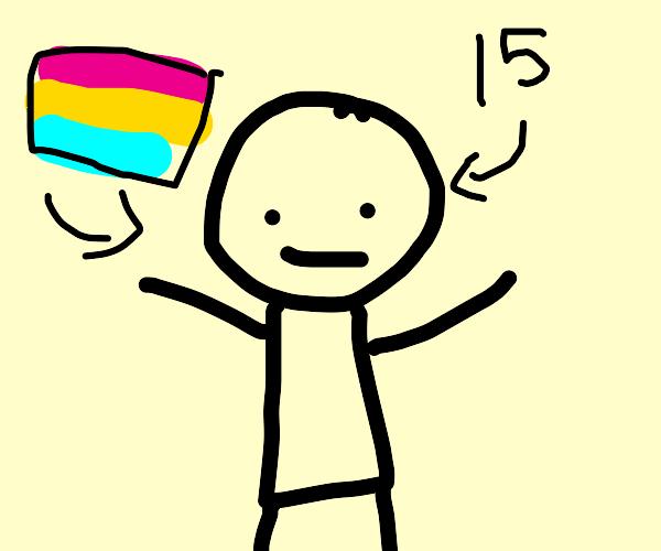 pansexual teen