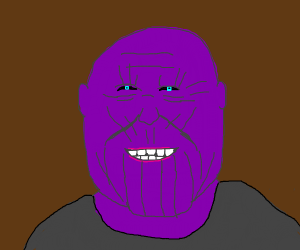 Thanos (We will need to flag a panel...)