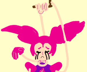 Spinel is suicidal