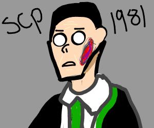 SCP-1981 (ronald reagan cut up while talking)