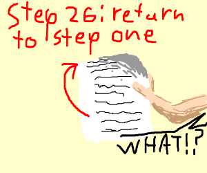 Step 25: destroy the game