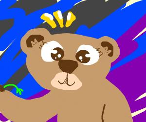 A very cute koala