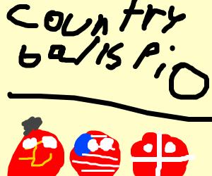 Countryballs PIO