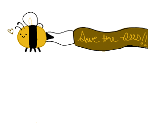 Save the bees!!