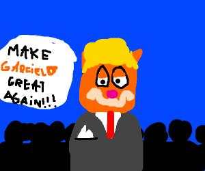Make America Garfield Again