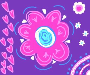 Just draw something pretty!