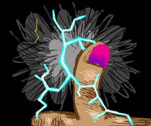 Electric thumb