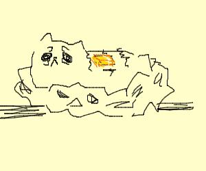 Download Sad Cat Meme Drawing Png Gif Base