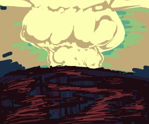 rad explosion