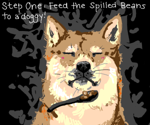 Step Zero: Spill the Beans