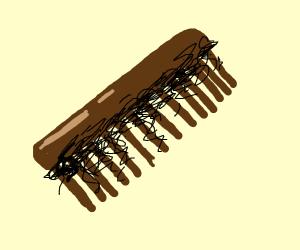 Old School Comb