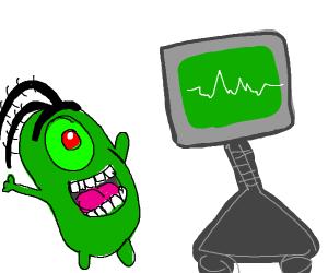 Karen and Plankton