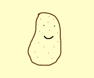 potato faceman