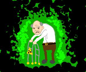 Radioactive old man