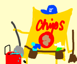 Chips Janitor