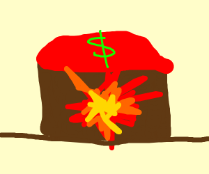 exploding bank