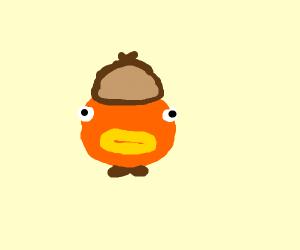 fortnite fishstick man