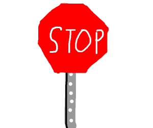 Stop! .... Just stop