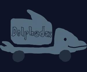 Dolphin trucker