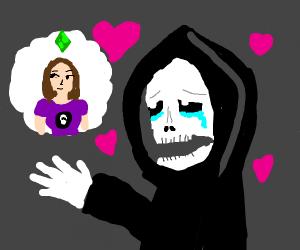 Grim reaper fell in love