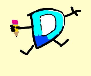 The Drawfee logo.