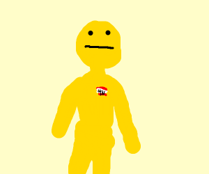 Last panel forgot about yellow man named HH