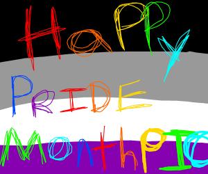 happy pride month pio
