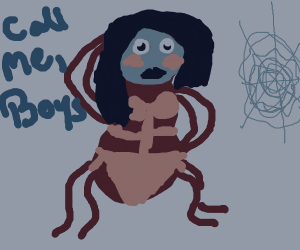 spooder think she sexy woman