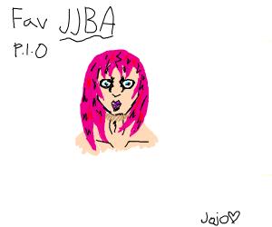 Fav JJBA P.I.O.