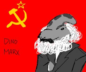 Communist Dinosaur
