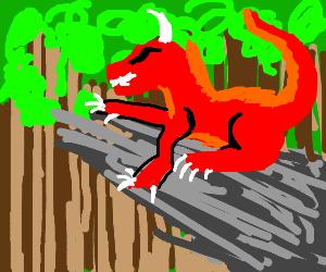 mythical beast