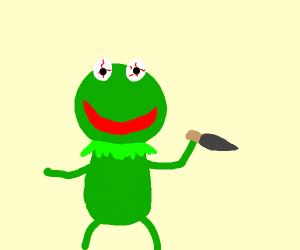 Kermit the killer