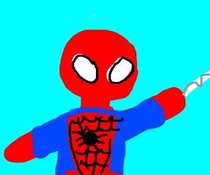 spidermanspiderman does whatever a spidey can