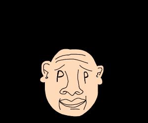 Sad PP eyes