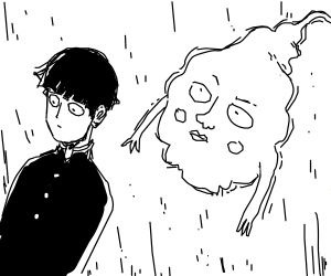 Mob Psycho 100: Mob and Dimple