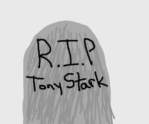RIP Tony Stark