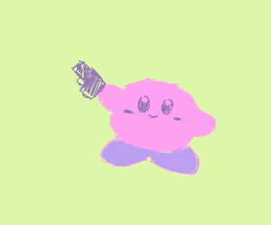 kawaii kirby desu