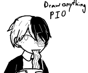 Draw Anything P.I.O. (pass it on)