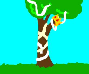 Tree mummy king