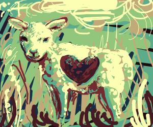 Time to praise Heart Sheep