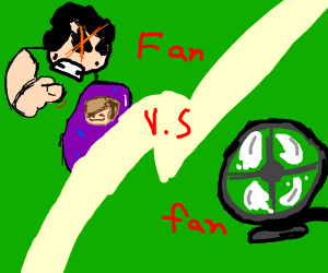 fan vs Fan
