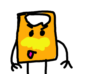 Mr. Clipboard (please look it up if needed)