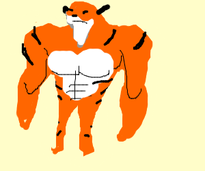 Muscle Tiger